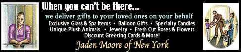 Jaden Moore of New York Gifts